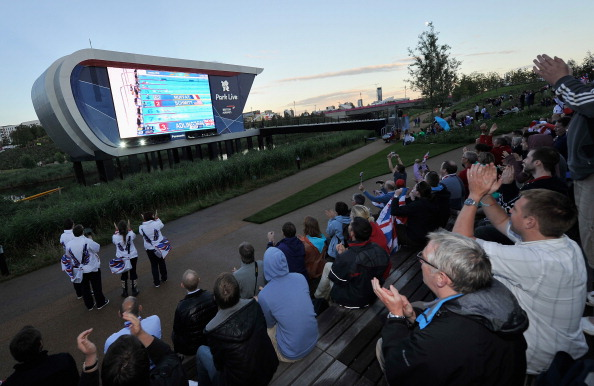 2012 Summer Olympics - London「British Airways At London 2012 XXX Olympic Games - Day 2」:写真・画像(11)[壁紙.com]