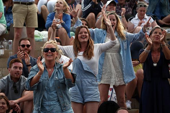 アンドレアス セッピ「Wimbledon Tennis Championship - Day Six」:写真・画像(10)[壁紙.com]
