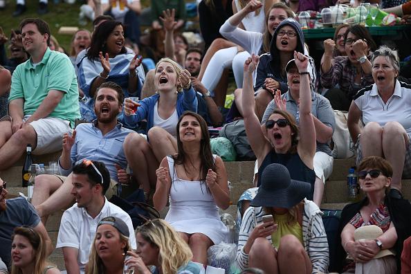 アンドレアス セッピ「Wimbledon Tennis Championship - Day Six」:写真・画像(0)[壁紙.com]