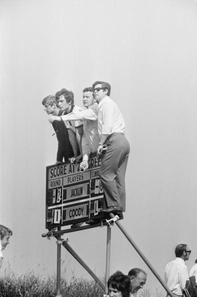 ゴルフ「1971 British Open」:写真・画像(10)[壁紙.com]