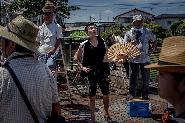 戦国武将「The Samurai Of Fukushima」:写真・画像(9)[壁紙.com]