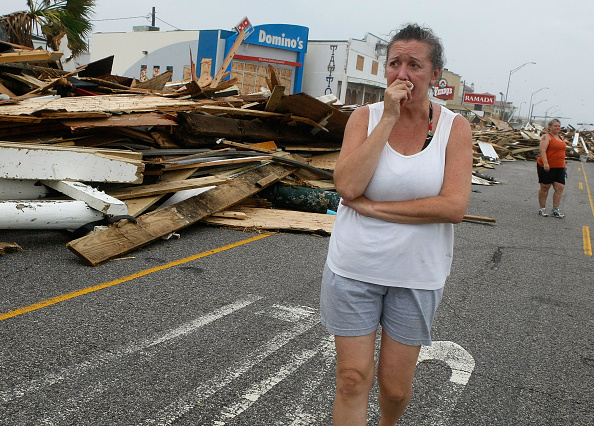 Hurricane Ike「Hurricane Ike Makes Landfall On Texas Coast」:写真・画像(17)[壁紙.com]