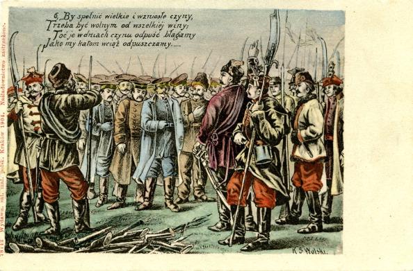Poetry- Literature「The January Uprising, 1863 - 1865」:写真・画像(7)[壁紙.com]