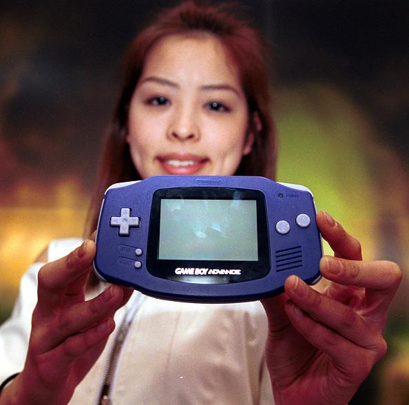 Generation Gap「Game Boy Advance by Nintendo」:写真・画像(13)[壁紙.com]
