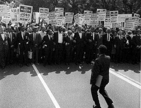 Washington DC「Civil Rights Rally」:写真・画像(9)[壁紙.com]
