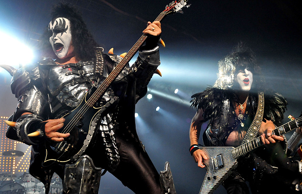Rock Music「Kiss Play The Forum in London」:写真・画像(14)[壁紙.com]