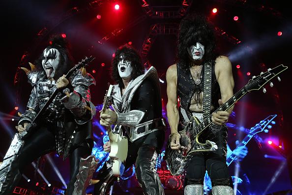 ミュージシャン「KISS 40th Anniversary World Tour」:写真・画像(4)[壁紙.com]
