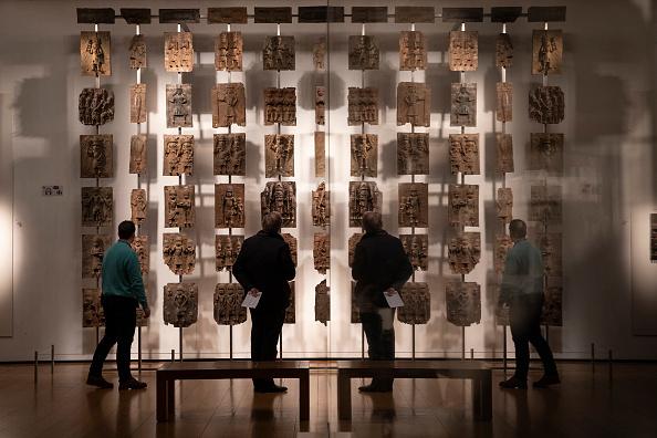 Museum「British Museum To Return Benin Bronzes To Nigeria」:写真・画像(9)[壁紙.com]