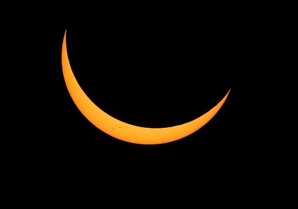 写真「Solar Eclipse Visible Across Swath Of U.S.」:写真・画像(6)[壁紙.com]