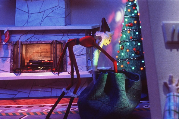 Christmas「Tim Burtons A Nightmare Before Christmas Movie Stills」:写真・画像(3)[壁紙.com]