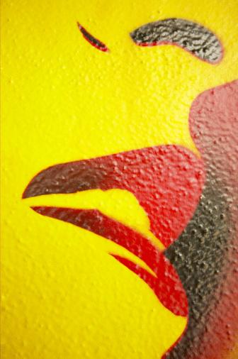 Human Nose「Painting on wall」:スマホ壁紙(13)