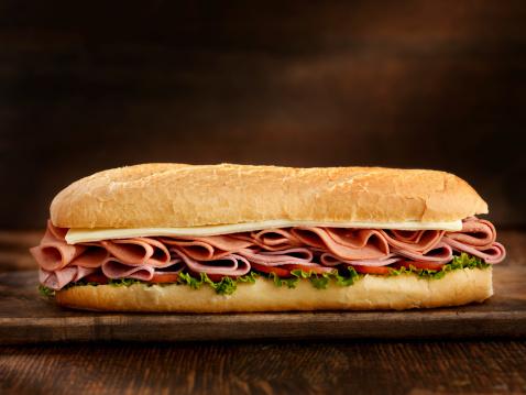 Bun - Bread「Foot Long Pizza Sub」:スマホ壁紙(2)
