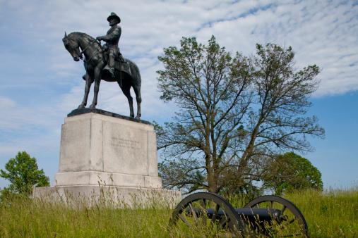 Major General「Civil War Memorial, Gettysburg, Pennsylvania」:スマホ壁紙(6)