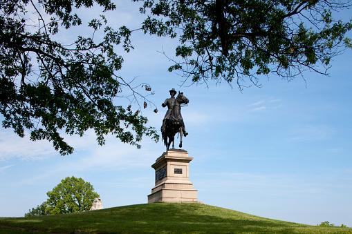 Battle「Civil War Memorial, Gettysburg, Pennsylvania」:スマホ壁紙(14)