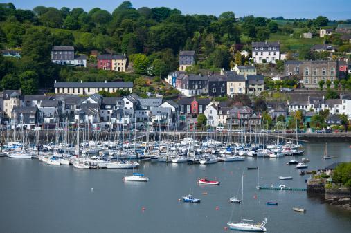 Tim Graham「Cobh Harbour, County Cork, Ireland」:スマホ壁紙(19)