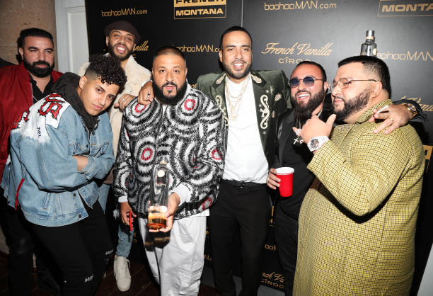 CIROC French Vanilla Celebrates French Montana's Birthday in Beverly Hills:ニュース(壁紙.com)