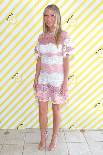 Lace - Textile「Gwyneth Paltrow and goop Host Screening of Despicable Me 3 in Southampton to Kick-Off Movie-Inspired Product at goop MRKT」:写真・画像(15)[壁紙.com]