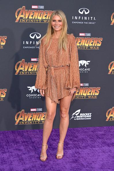 "Disney「Premiere Of Disney And Marvel's ""Avengers: Infinity War"" - Arrivals」:写真・画像(10)[壁紙.com]"
