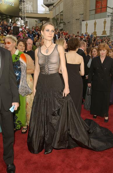Alexander McQueen - Designer Label「74th Annual Academy Awards - Arrivals」:写真・画像(3)[壁紙.com]