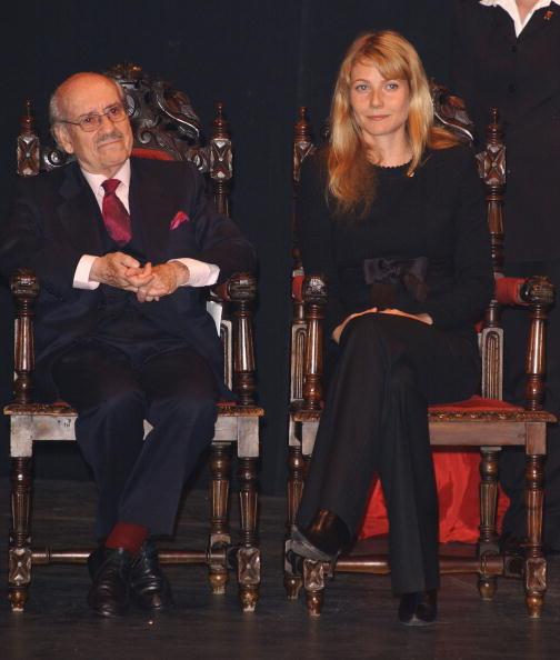 Jose Lopez「Gwyneth Paltrow Receives Key To Talavera de la Reina」:写真・画像(1)[壁紙.com]