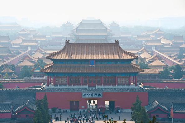 Forbidden「Forbidden City In Beijing」:写真・画像(8)[壁紙.com]