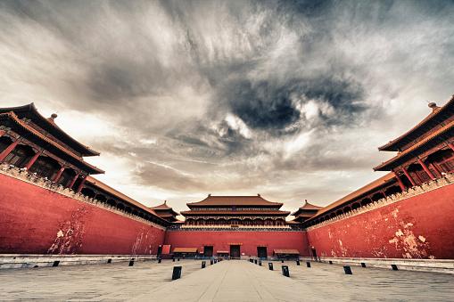 Beijing「Forbidden City」:スマホ壁紙(19)