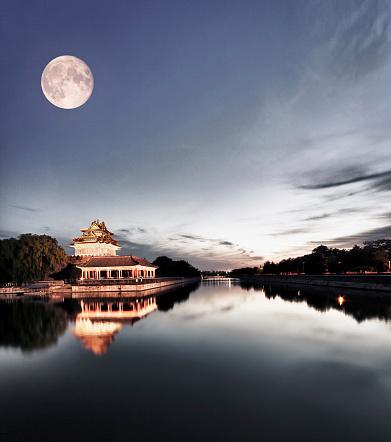 Beijing「Forbidden City」:スマホ壁紙(13)
