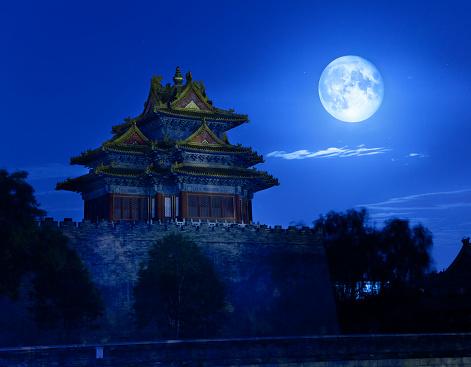 Moon「Forbidden city」:スマホ壁紙(17)