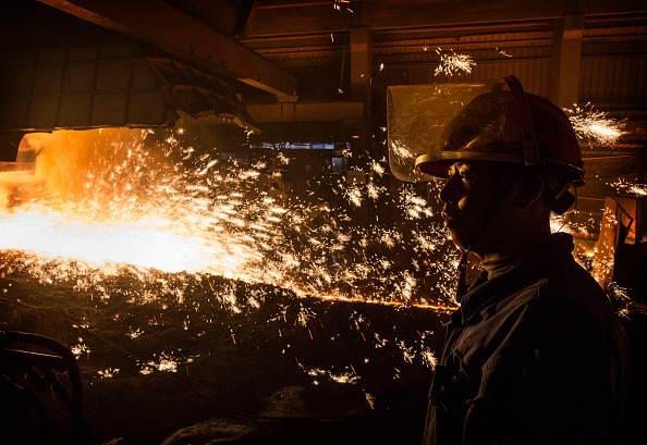 Industrial Equipment「A Look Inside China's Steel Industry」:写真・画像(9)[壁紙.com]
