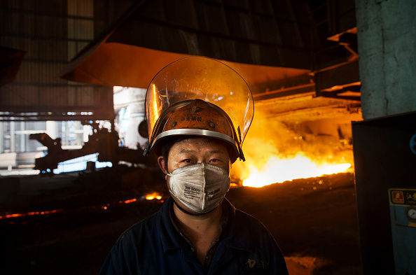 Industry「A Look Inside China's Steel Industry」:写真・画像(16)[壁紙.com]