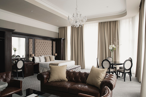 Dressing Table「Luxury Double Hotel Room」:スマホ壁紙(11)
