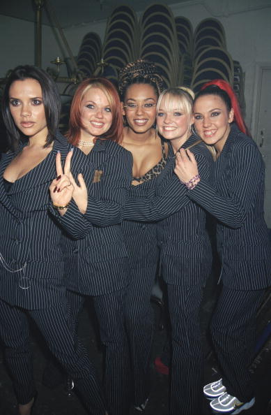 Five People「Spice World Premiere」:写真・画像(1)[壁紙.com]
