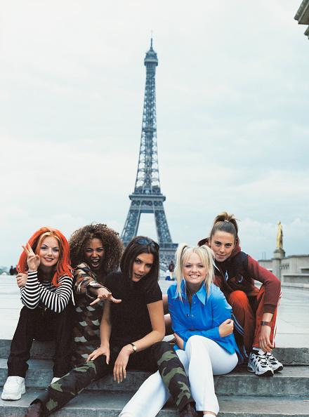 Spice Girls「Parisian Spice」:写真・画像(7)[壁紙.com]