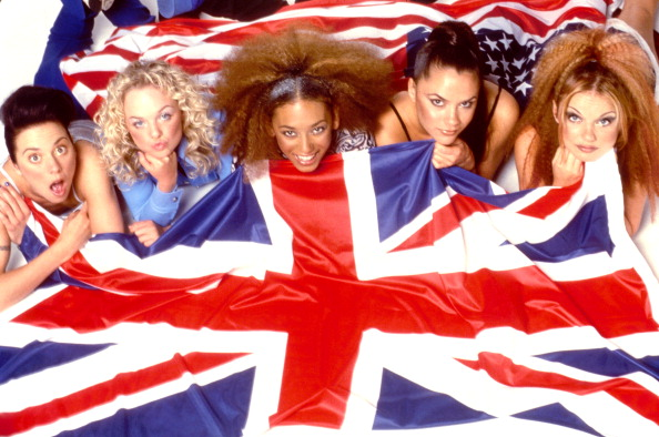 Ginger - Spice「Spice Girls」:写真・画像(9)[壁紙.com]