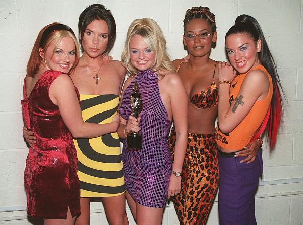 1990-1999「The Spice Girls At The Brit Awards」:写真・画像(5)[壁紙.com]