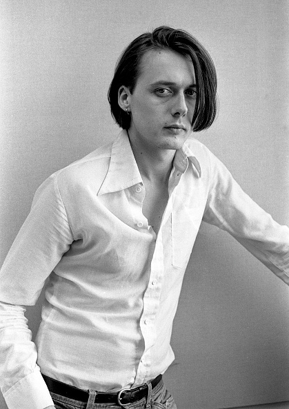 Suede「Suede Singer Brett Anderson London NME Office 1993」:写真・画像(9)[壁紙.com]