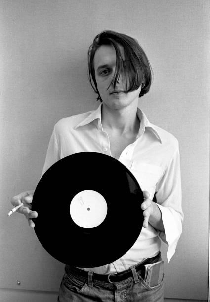 Suede Singer Brett Anderson London NME Office 1993:ニュース(壁紙.com)