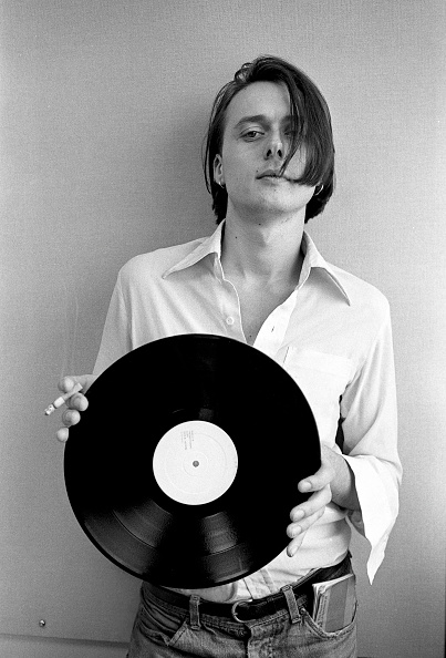 Suede「Suede Singer Brett Anderson London NME Office 1993」:写真・画像(3)[壁紙.com]