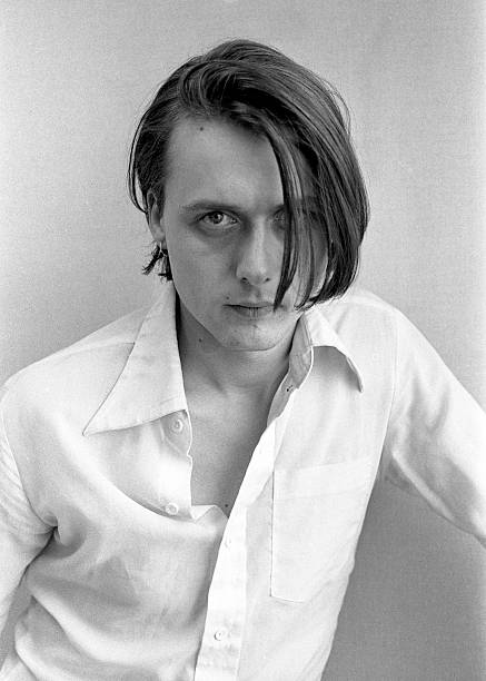 Suede Singer Brett Anderson London NME Office 1993:ニュース(壁紙.com)