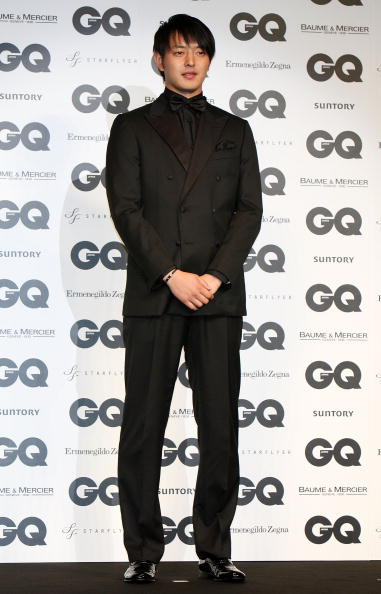 Hisashi Iwakuma「GQ Men Of The Year 2009」:写真・画像(1)[壁紙.com]