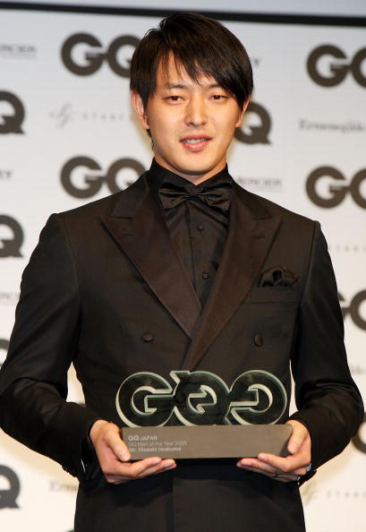 Hisashi Iwakuma「GQ Men Of The Year 2009」:写真・画像(2)[壁紙.com]