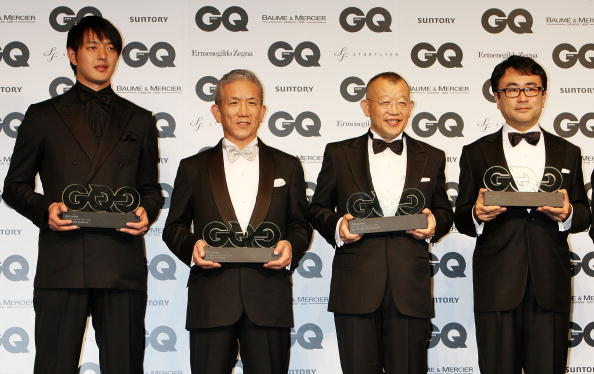 Hisashi Iwakuma「GQ Men Of The Year 2009」:写真・画像(4)[壁紙.com]