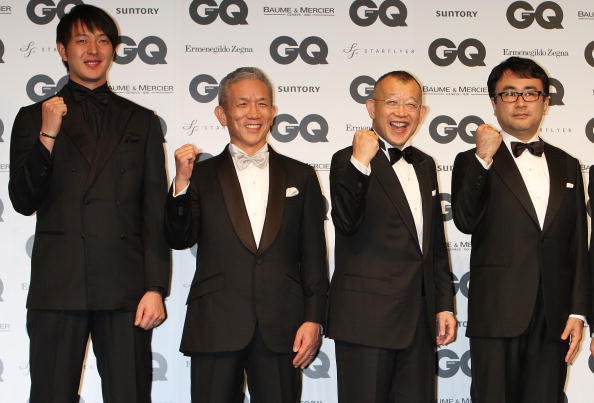 Hisashi Iwakuma「GQ Men Of The Year 2009」:写真・画像(5)[壁紙.com]