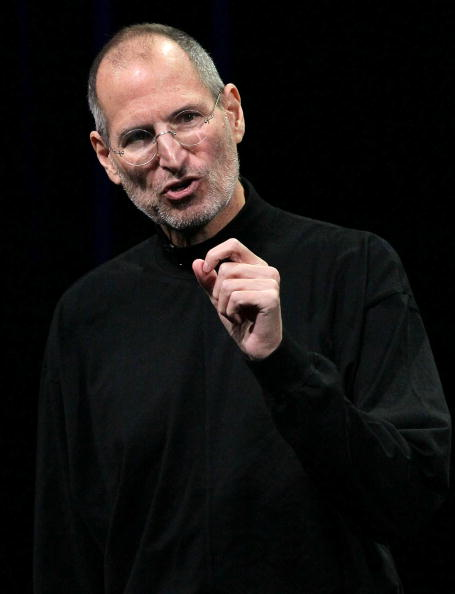 Steve Jobs「Apple Announces Launch Of New Tablet Computer」:写真・画像(17)[壁紙.com]