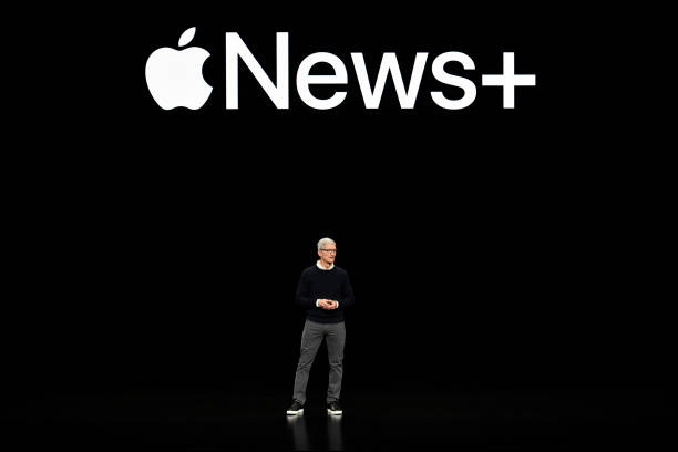 Apple Holds Product Launch Event In Cupertino:ニュース(壁紙.com)