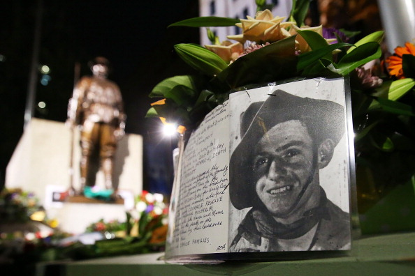 Nameplate「ANZAC Day Commemorated In Sydney」:写真・画像(6)[壁紙.com]