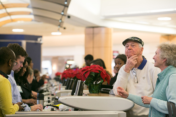 Hartsfield-Jackson Atlanta International Airport「Hundreds Of Flights Cancelled After Power Outage At Atlanta Hartsfield Airport」:写真・画像(17)[壁紙.com]