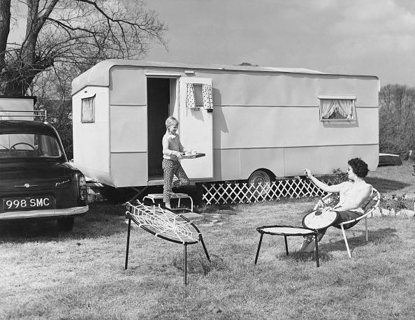 Camping「Caravan Holiday」:写真・画像(12)[壁紙.com]