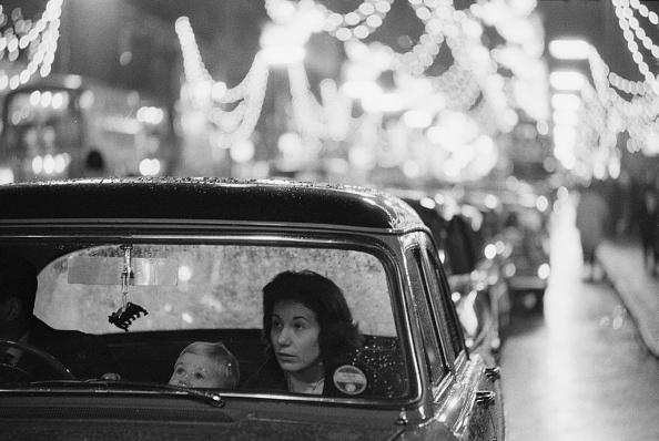 Christmas Lights「Traffic Jam in Regent Street」:写真・画像(17)[壁紙.com]