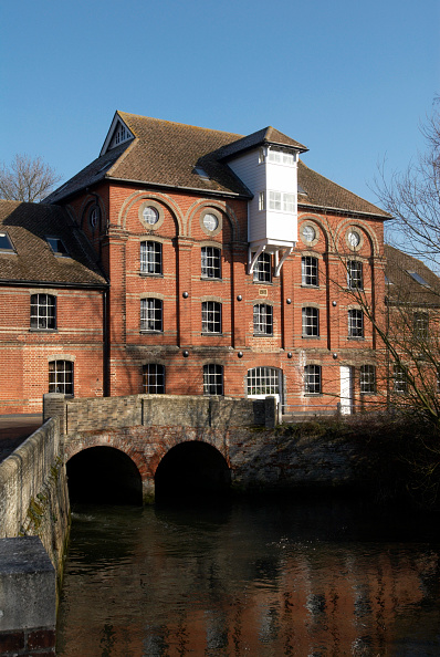 Finance and Economy「Converted Mill building, Suffolk, UK」:写真・画像(5)[壁紙.com]